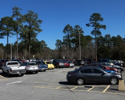 Parking at Georgia Southern
